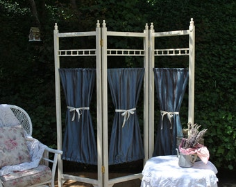 How To Make A Folding Outdoor Privacy Screen