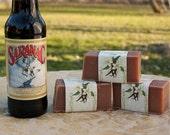 Vanilla Stout Beer Soap