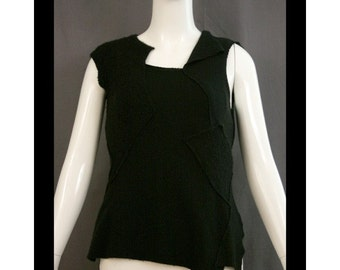 Recycled Cashmere Top Couture Salvage