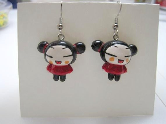 Kawaii China Doll Pucca Japanese Anime Cartoon by ...