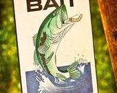 Fine Art - Live Bait, Fishing Photo