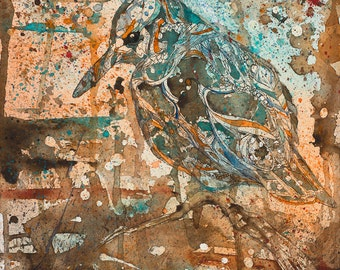 Kingfisher - Archival Print