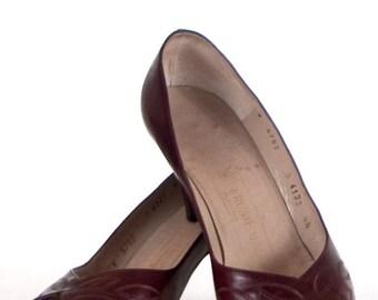 1960's Bruno Magli Shoes