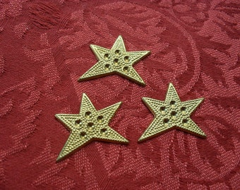 3 Vintage Stars with 6 Settings...  t_1,t-3