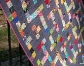 MAZED - Quilt Pattern