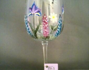 Garden 19 Oz Wine Glass.