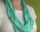 infinity scarf, jersey