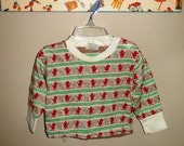 SALE Vintage Boy's Top size 9 months RESERVED for Miranda Anderson