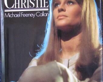 Julie Christie, Biography, First Edition by Michael Feeney Callan