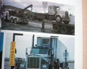 truck book, the pictorial history of trucks