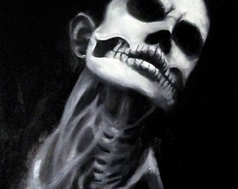 Bone Daddy 12x18 Print.