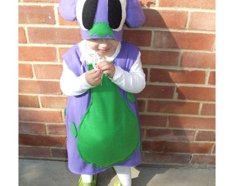 kids dragon monster costume for baby and toddler