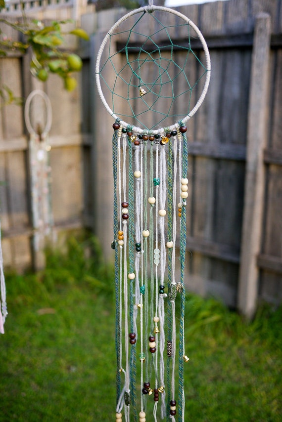 Green Bell Dreamcatcher