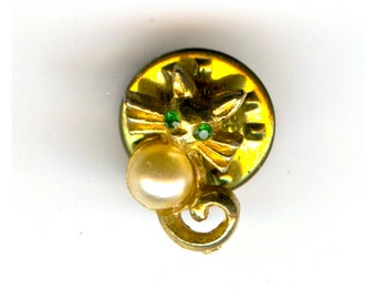 Cat and Mouse Tack Pins