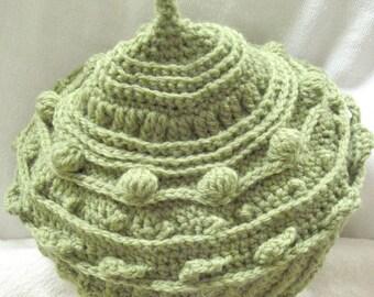 ASCENDANCE CROWN Crochet Pattern