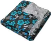 Minky Baby Blanket - Modern Baby Blanket - Bird Baby Blanket - Girl Baby Blanket - Minky Girl Blanket