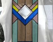 Stained Glass Southwest Art glass Window
