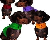 Eco Dog Harness - Renewable Solid Colored Cotton - Large
