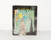 Sale! 1965 Vintage Thailand Pocket Guide - small book made for US armed forces
