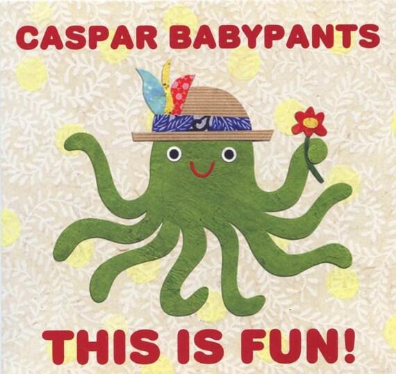 Caspar Babypants-This Is Fun