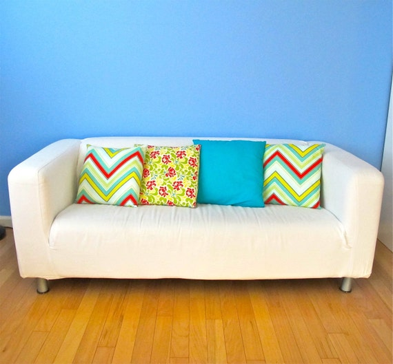 Easy Pillow Cover Tutorial - Envelope PIllows - PDF Sewing instructions