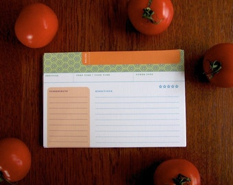 12 CILANTRO Recipe Cards 4x6 with optional Muslin Bag