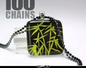 Colorful Ball Chains. Annie Howes 100 Petite 1.5mm Colored Ball Chains. Choose Your Colors, Any Mix.
