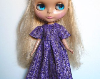Blythe dress Call me the Purple Princess