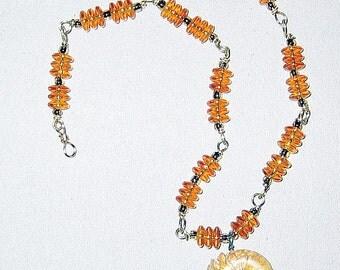 Yellow Dragon Pendant