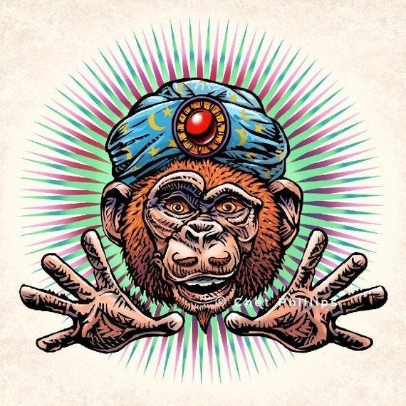 Chimp-mo-tized