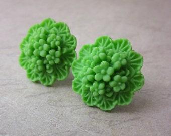 Apple Bouquet Earrings