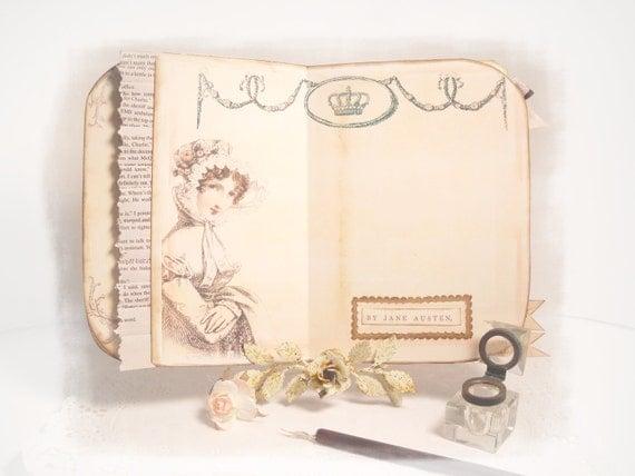 Jane Austen Journal, Lizzie Bennett, Mr. Darcy, Pemberley, Travel Journal, Jane Austen Diary
