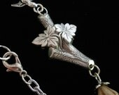 Swallow bird and limb bracelet