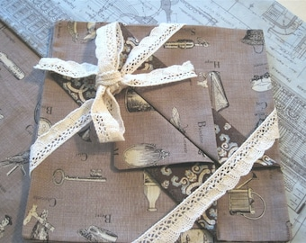 Cloth Napkins - French Connection - N0049