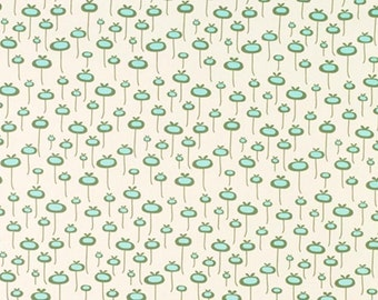 SALE Home Decor Fabric - August Fields by Amy Butler - Fresh Start HDABS12 Moss - 1 yard