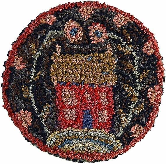Harmony Punchneedle Embroidery Pattern