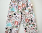 I Love Paris - Girls Lounge Pants - Size 3T - Ready to Ship