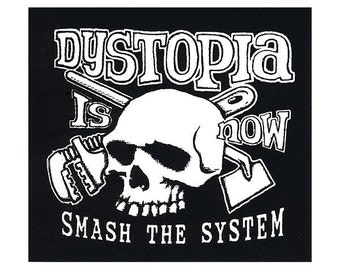 Dystopia Is Now STICKER