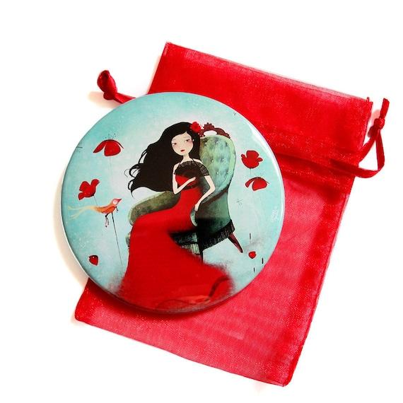 Flamenco Dream - Pocket Mirror