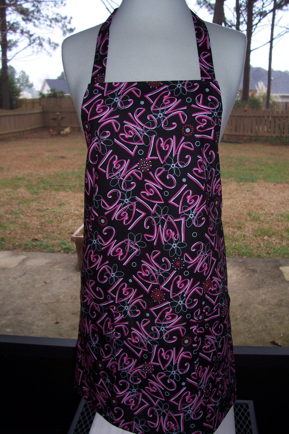 Hot And Fresh Out The Kitchen Apron For Sale