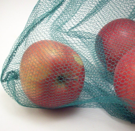Reusable Produce Bags - Set of 2 Unpaper Towel Storage