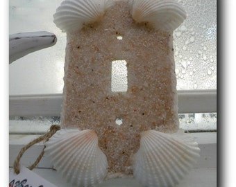 Sand Play Light Switchplate