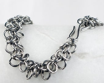 Chainmaille Bracelet - Floppy Style