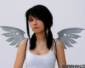Steampunk mechanical wings - for Parties, Balls, Galas, Cosplay, Conventions etc. - yayahan