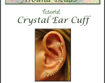 Crystal Ear Cuff Tutorial