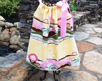 Easy Summer Dress Pattern - SEW EASY Pillowcase Dress Pattern -  New Easy Design -  PDF Sewing Pattern