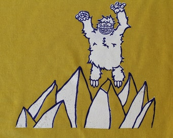 Yeti Shirt for Toddler
