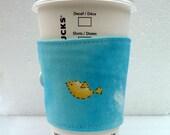 Lonely Bird Coffee Cozy Sleeve