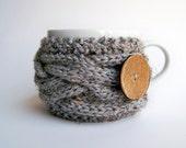 Coffee Cozy, Coffee Cup Sleeve, Tea Cozy, Coffee Mug Cozy, Coffee Cup Cozy, Coffee Sleeve, Coffee Coozie, Knit Cup Cozy