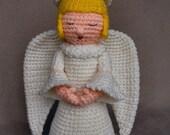 Crochet Angel - PDF Pattern